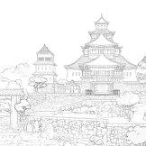 BG_e304_Chateau_Kagoshima_closeup_front