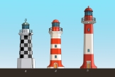 Peter's port - light house Millimages